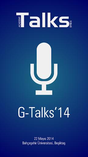 Academy G-Talks 2014
