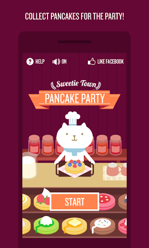 Pancake Party -Sweetie Town