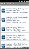 Screenshot of New Tech Global - Jobs