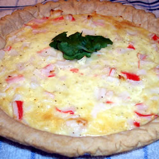 Crab Quiche II