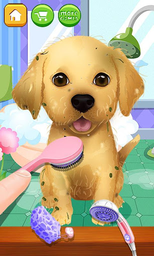 Pet Playground - Beauty Salon