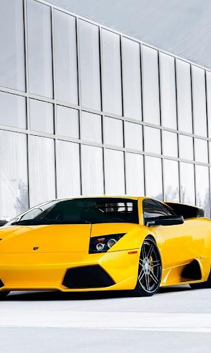 Super Cars HD Live Wallpaper
