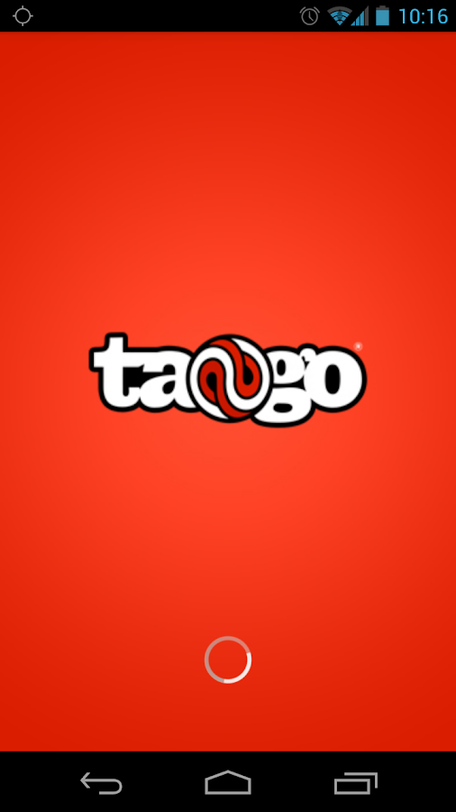 Tango.in- screenshot