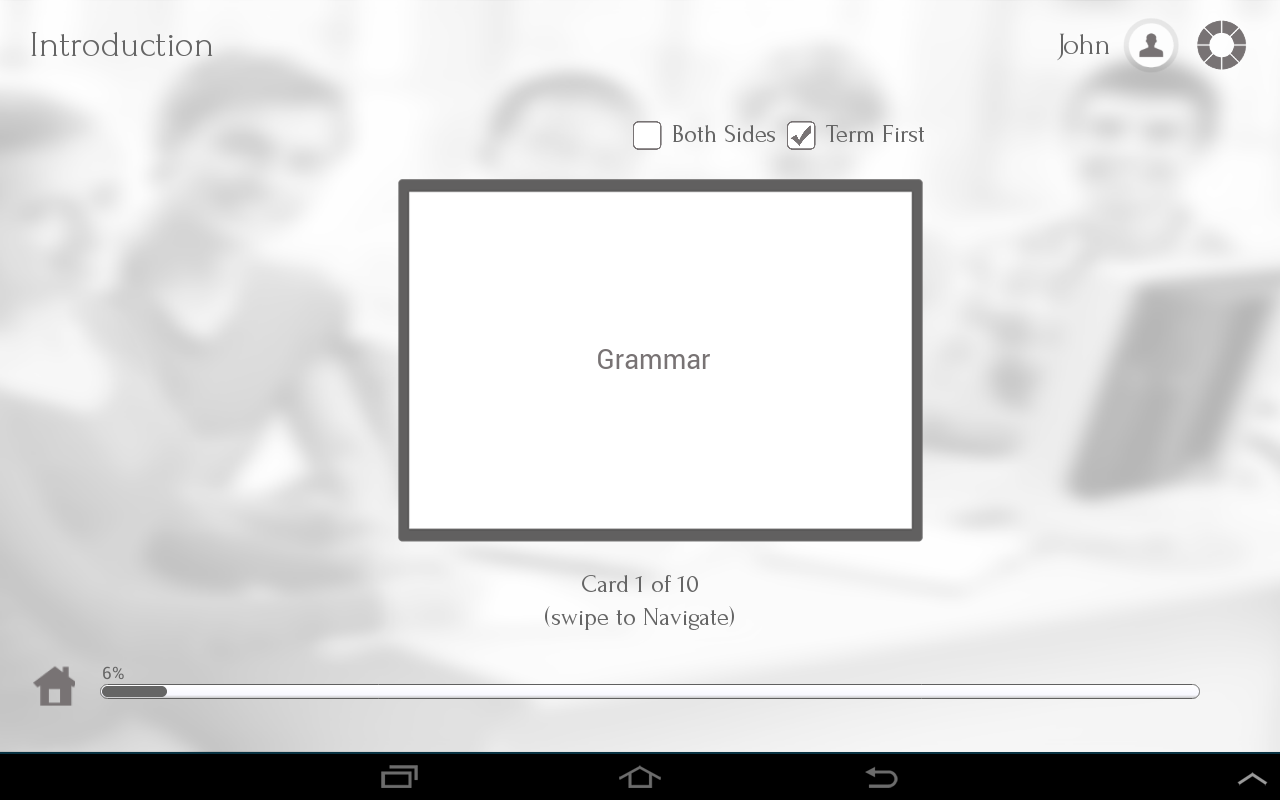 Learn English Grammar - screenshot