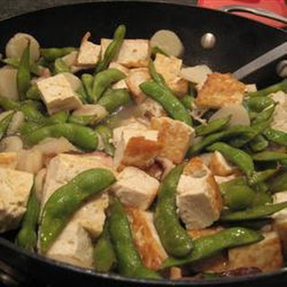 Braised Tofu and Vegetables Recipe