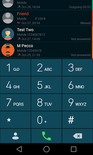 Strict S5 style for ExDialer