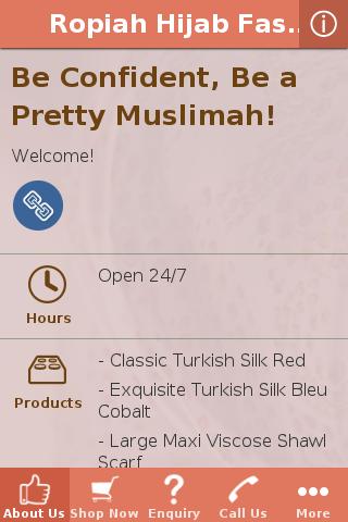Ropiah Hijab Fashion