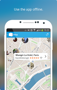 Paris Travel Guide & Map - screenshot thumbnail