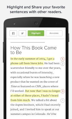 Glose - Social ebook Reader - screenshot