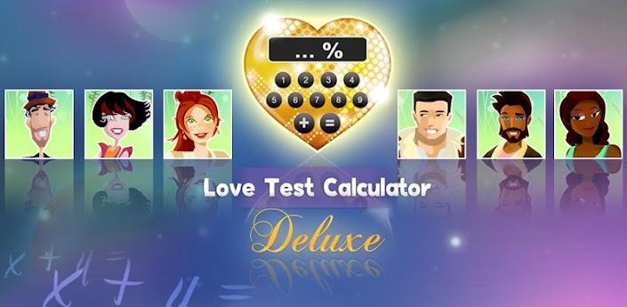 Love Test Calculator Deluxe