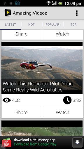 Amazing Videoz