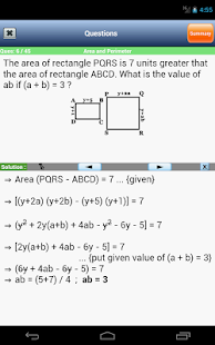 GRE Math - screenshot thumbnail