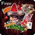 Christmas Photo Live Wallpaper icon