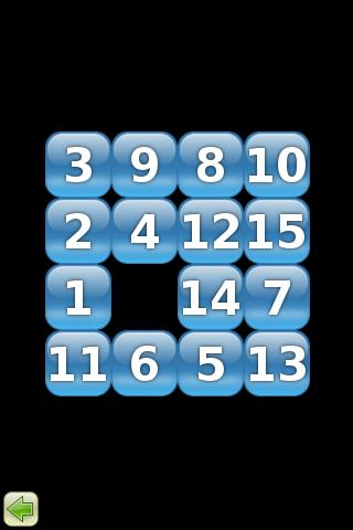 Sliding Image Puzzle- screenshot