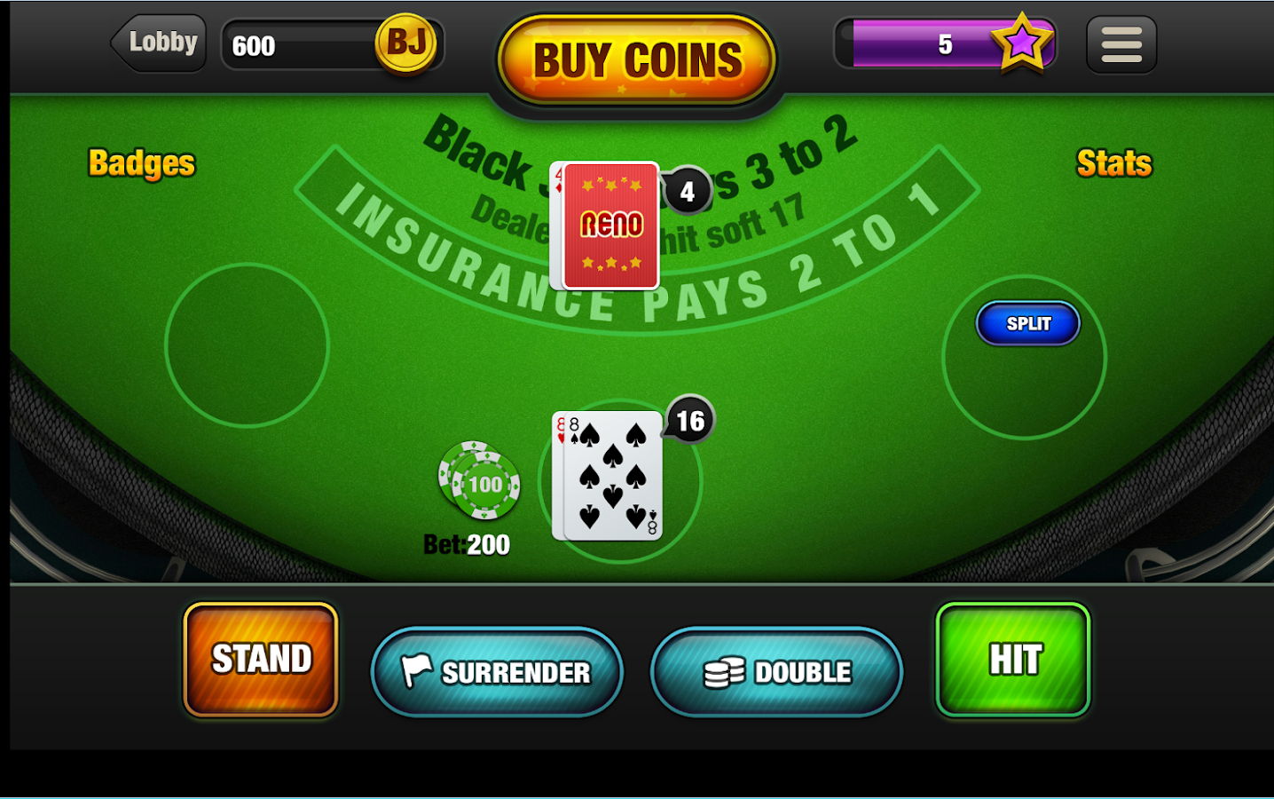 Play at the Next Top-Rated Android Casino