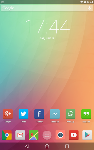 Numix Square icon pack