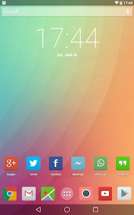 Numix Square icon pack