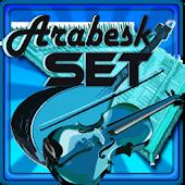 R-Arabesk Set