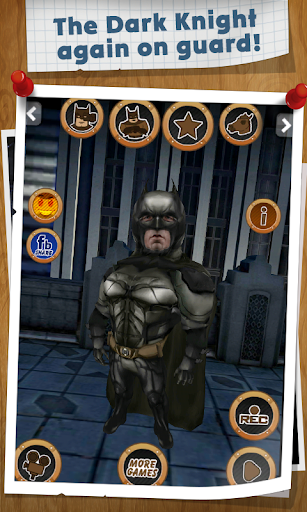 蝙蝠侠:英雄之歌