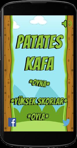 Patates Kafa