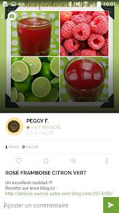 Food Reporter: cuisine,recette - screenshot thumbnail