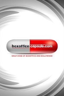 Box Office Capsule