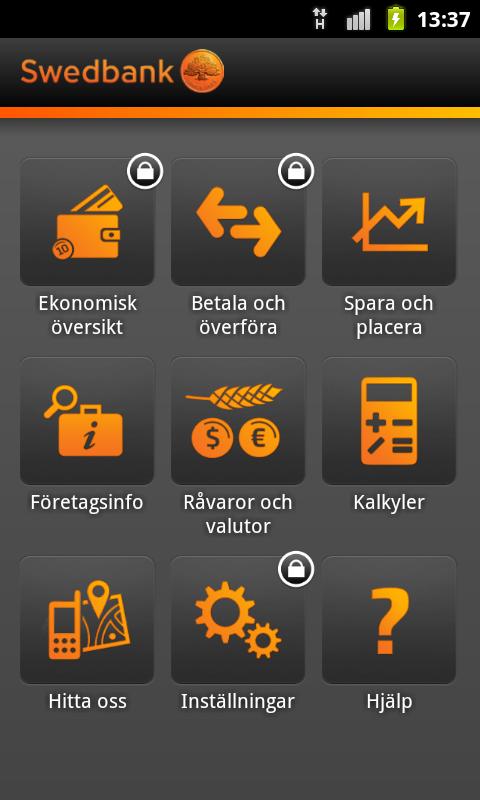 bank filialens adress swedbank