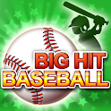 Big Hit Baseball Free logo