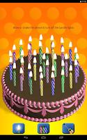 Screenshot of Candle Cake