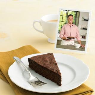 John's Chocolate-Truffle Torte