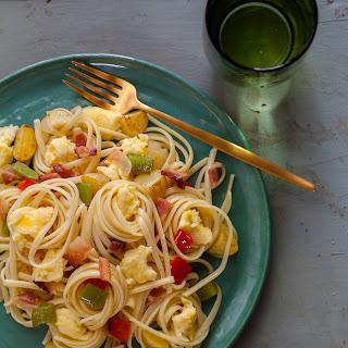 Breakfast Pasta Recipes.