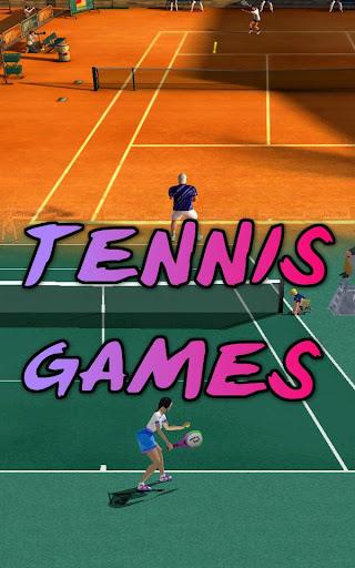 HD網球遊戲