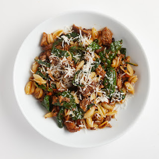 Cavatelli with Pork Ragù