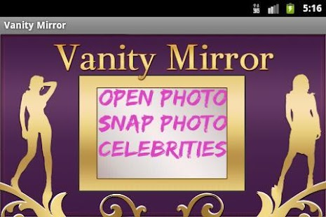 Vanity MIrror- Beauty Analysis - screenshot thumbnail