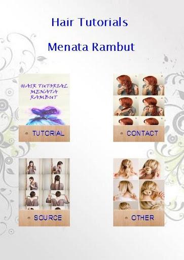 Hair Tutorials Hairdressing