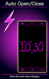 Pink Clock- screenshot thumbnail