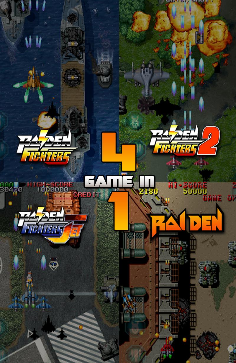 Raiden Legacy screenshot #11
