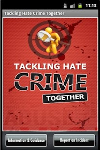 Tackling Hate Crime Together- screenshot thumbnail