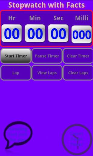 免費工具App|Timer With Facts|阿達玩APP