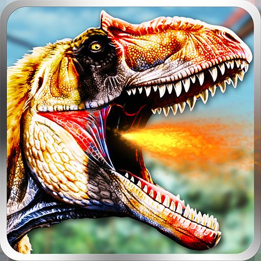 野生恐龍模擬器 模擬 App LOGO-硬是要APP