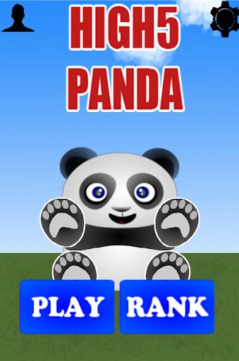 High 5 Panda