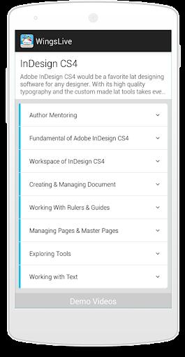 Learn InDesign CS4