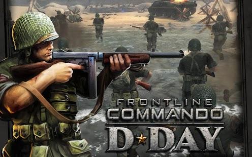 FRONTLINE COMMANDO: D-DAY - screenshot thumbnail