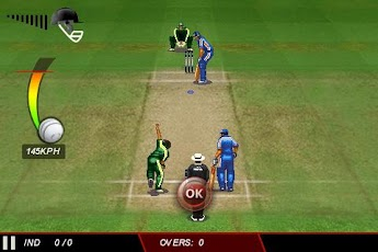 Free Download ICC Cricket World Cup 2011 For Android