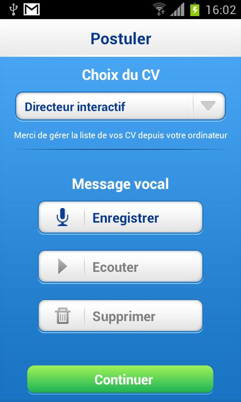 Emploi ouest france android apps on google play - Travailler chez google france ...