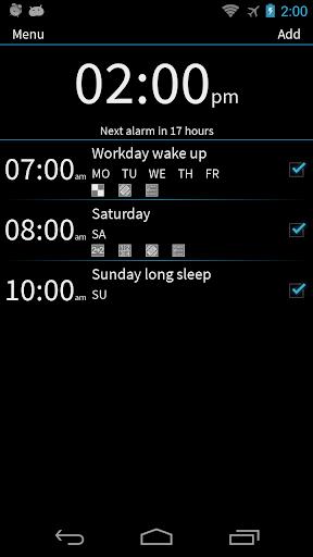 I Can't Wake Up Alarm Clock