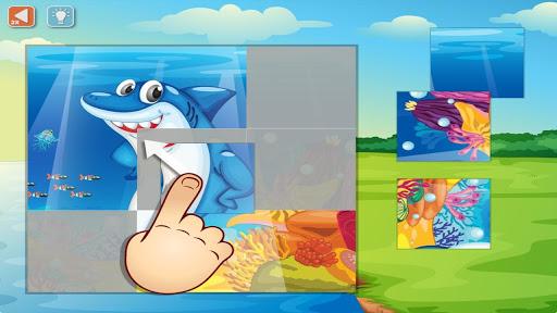 Animal Puzzles for Children