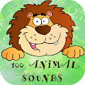 100 sons d'animaux icon