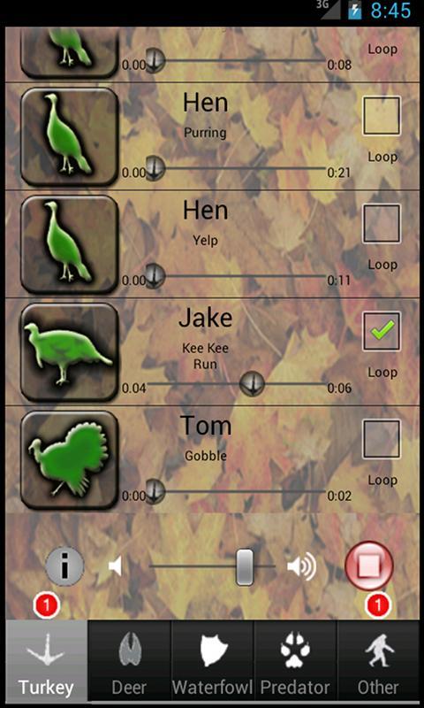 Critter Call - Animal Calls- screenshot