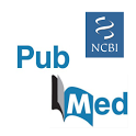 PubMed search icon